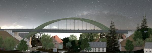Diseño de puentes con Allplan Bridge