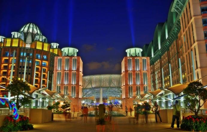 Resorts World Sentosa, Singapur