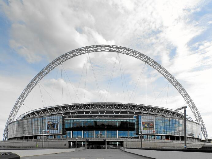 Wembley Stadion, London
