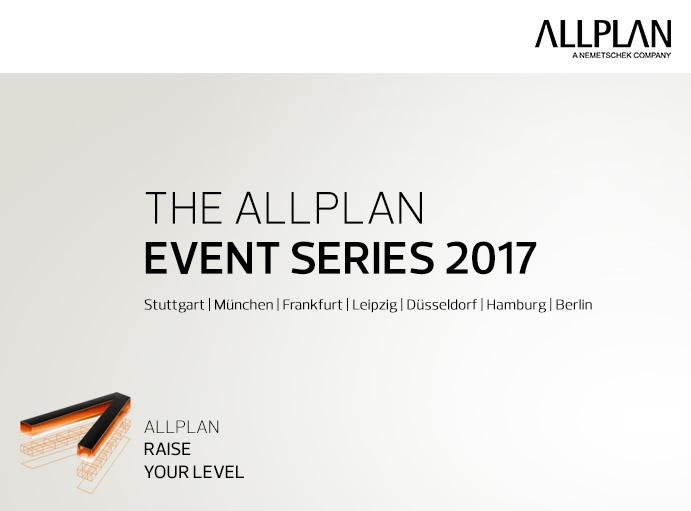 ALLPLAN Eventserie