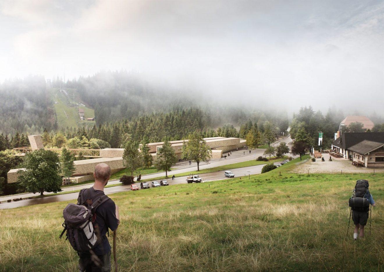 Besucherzentrum Nationalpark Schwarzwald