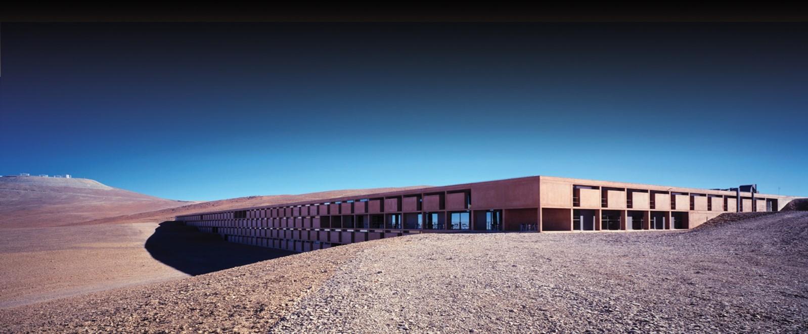 ESO Hotel, Chile