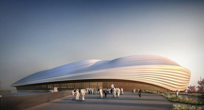 Al-Wakrah SC Stadium, Qatar