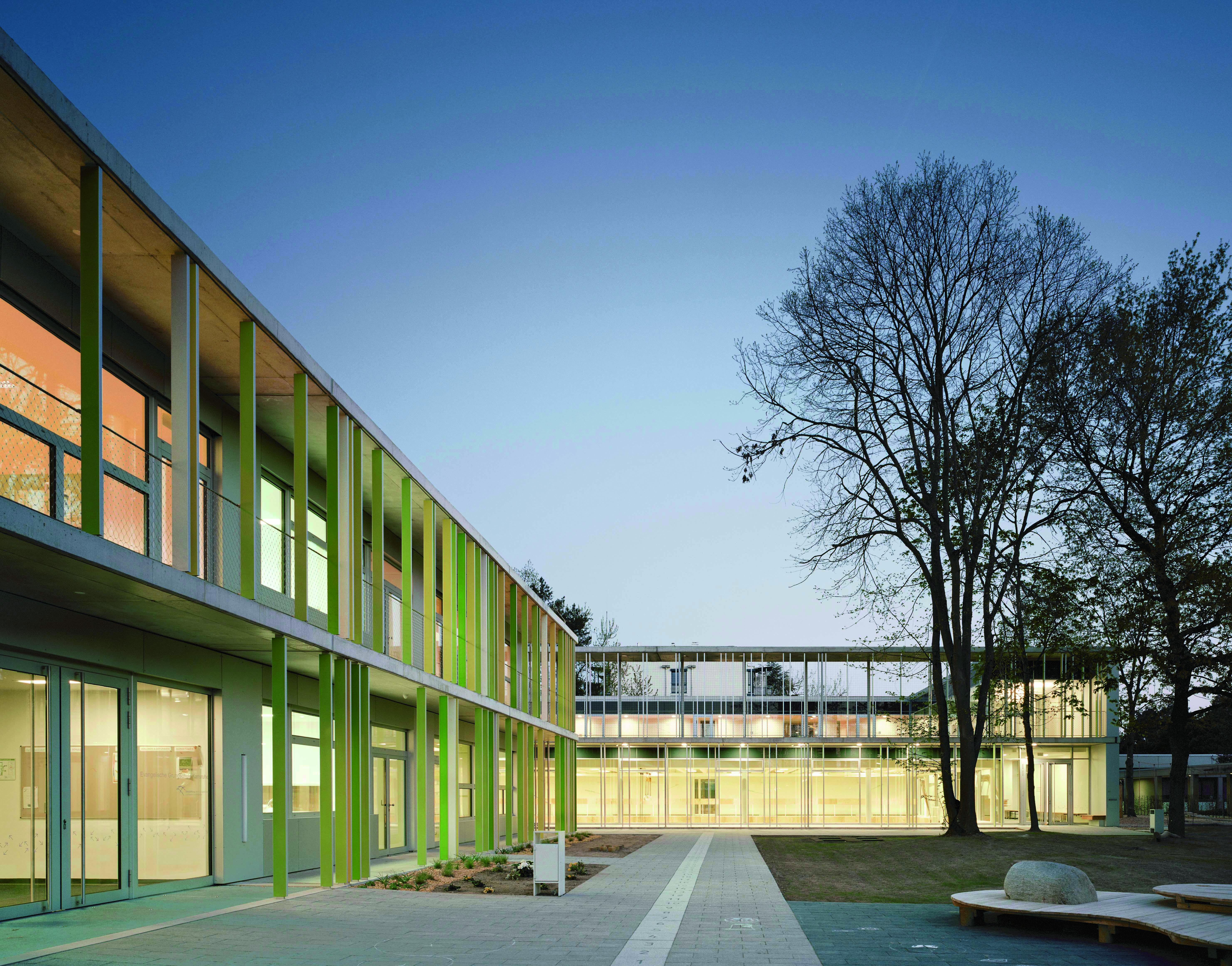 Evangelische Grundschule Karlsruhe