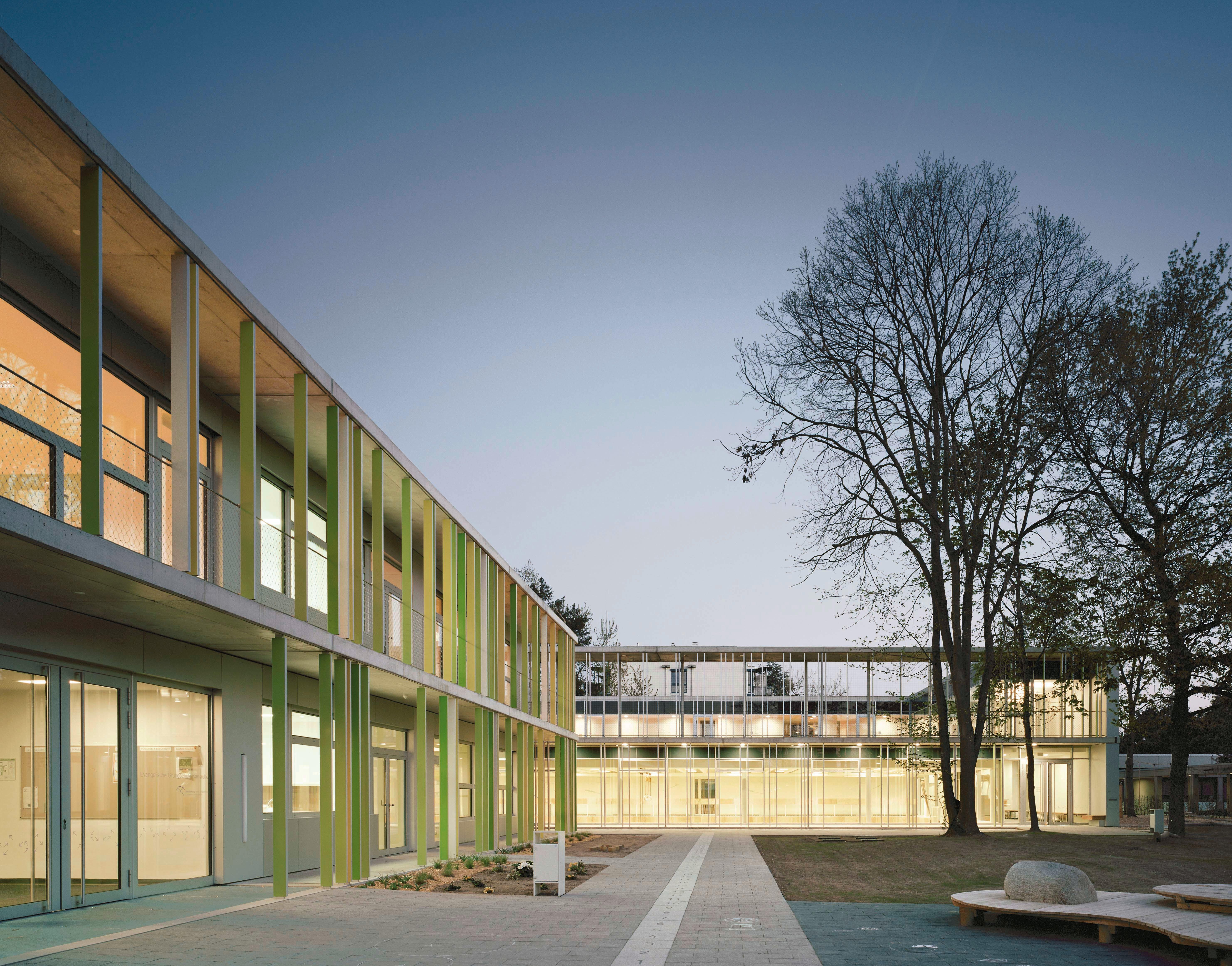 Protestant elementary school Karlsruhe