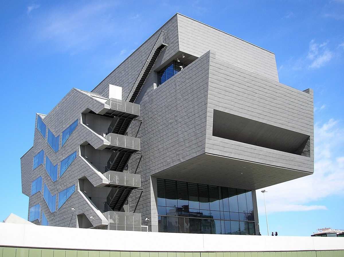 Barcelona-Architektur-Poblenau-Dissney-Hub