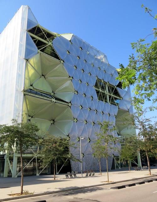 Barcelona-Architektur-Poblenou-Media-TIC