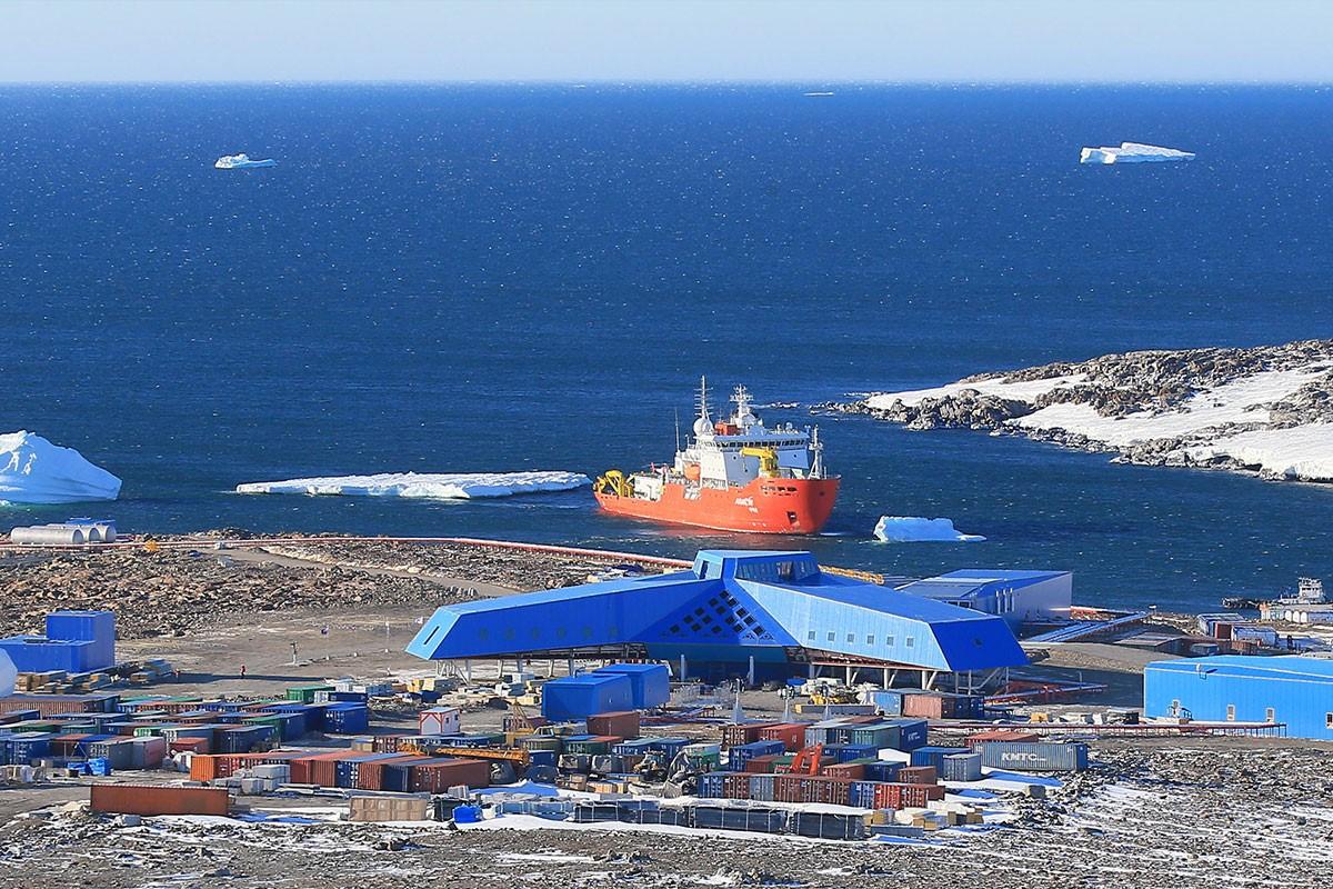Jang Bogo Antarctic Research Station