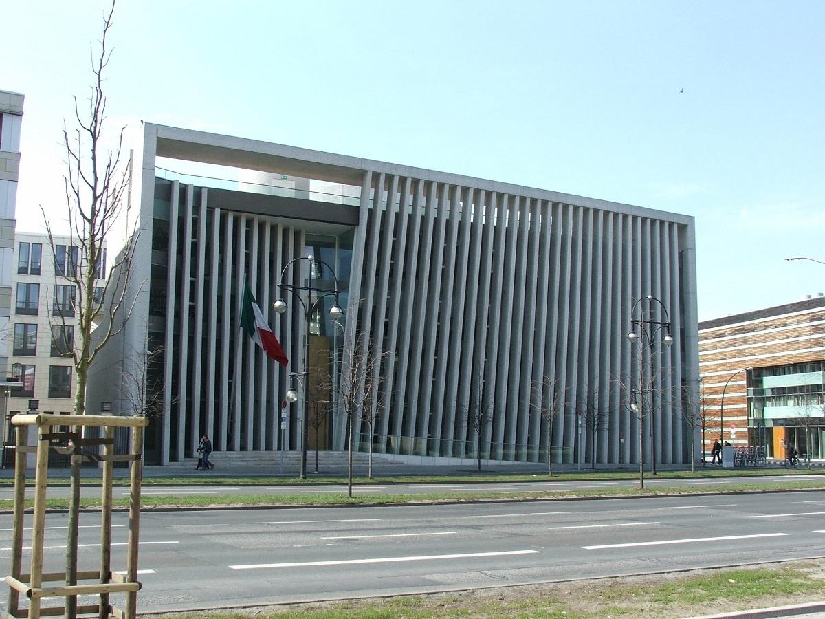 Mexikanische Botschaft in Berlin