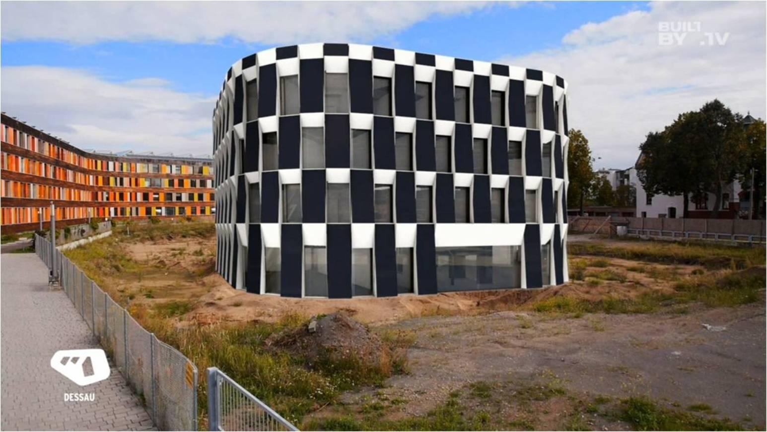 Erweiterungsbau Umweltbundesamte Dessau