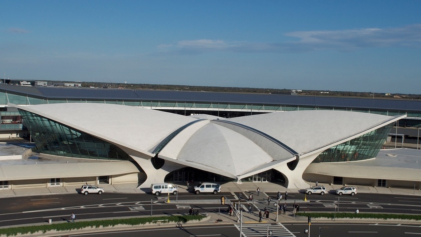 John F. Kennedy International Airport, New York