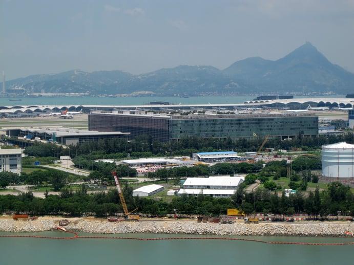 Hong Kong International Aiport, Hong Kong