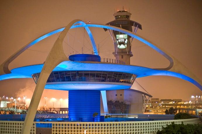 Los Angeles International Airport, Los Angeles