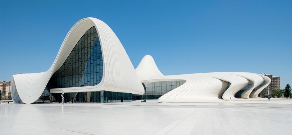 Haydar Aliyev Culture Center