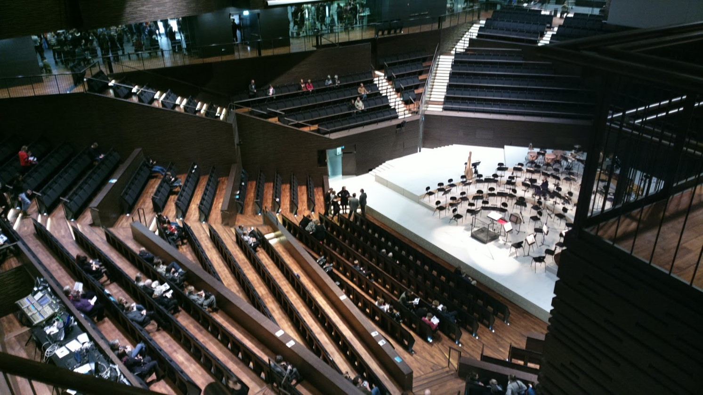 Konzertsaal Helsinki Music Centre