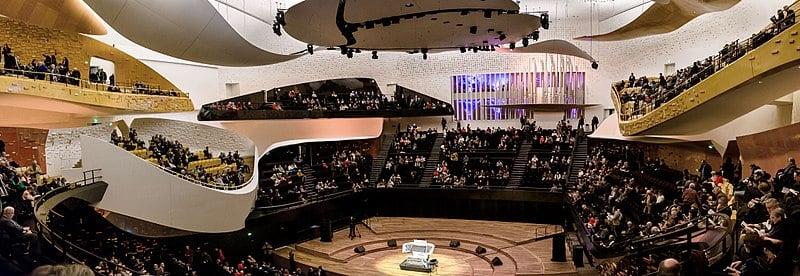 Konzertsaal Philharmonie de Paris