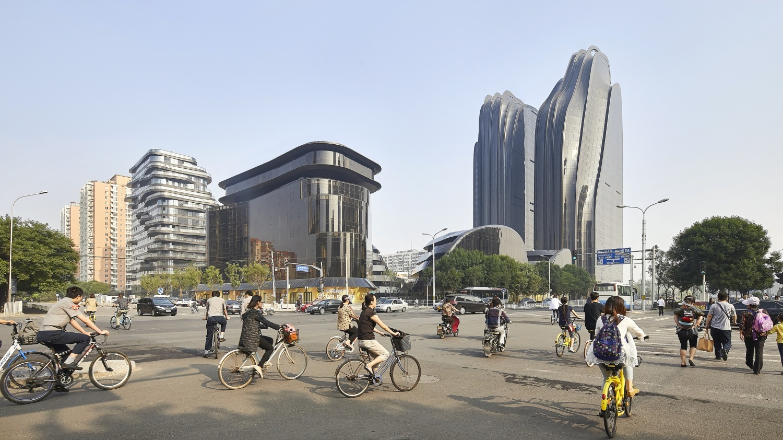 Chaoyang Park Plaza