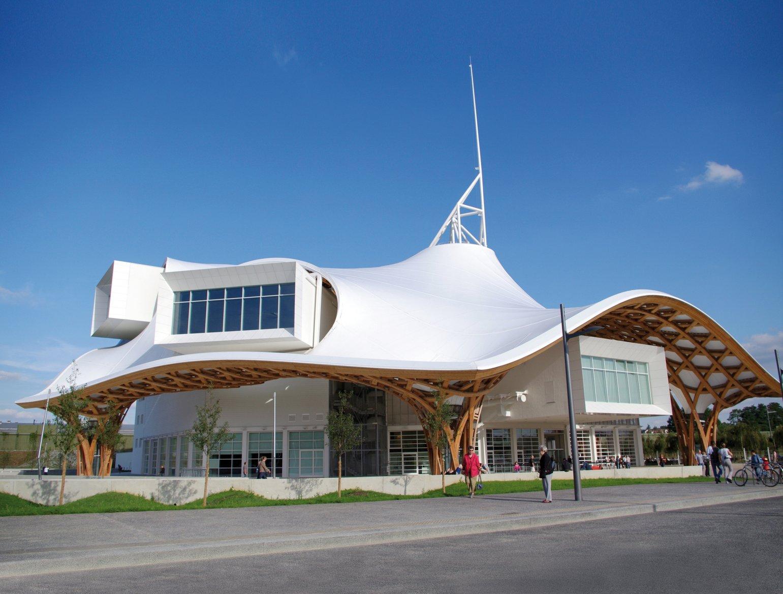 Museum Centre-Pompidou-Metz