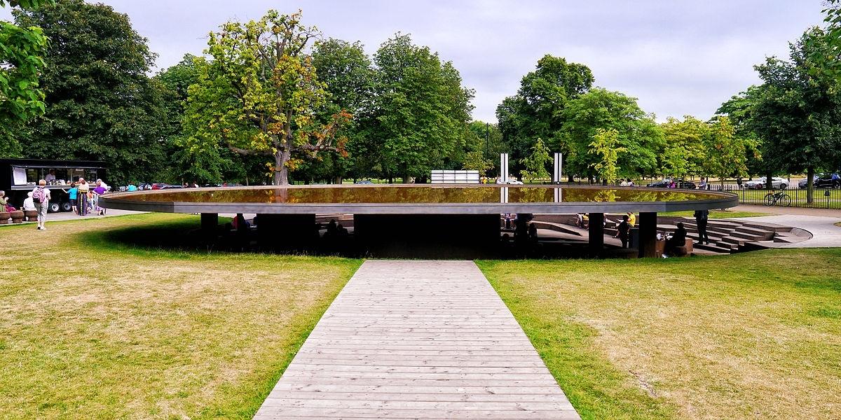 Serpentine Gallery Pavillon 2012, London