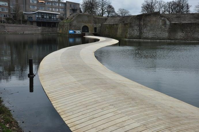 Ravelijn-Brücke, Bergen op Zoom