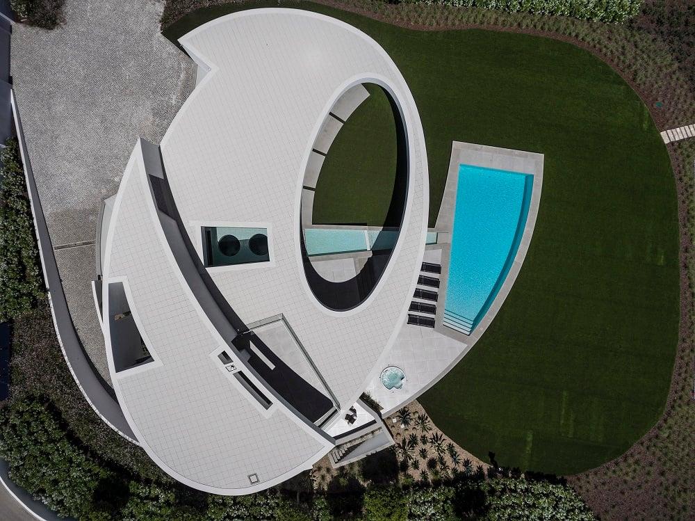 Eliptic House Portugal