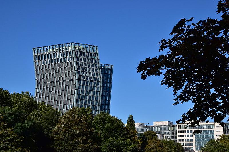 Tanzende Türme in Hamburg