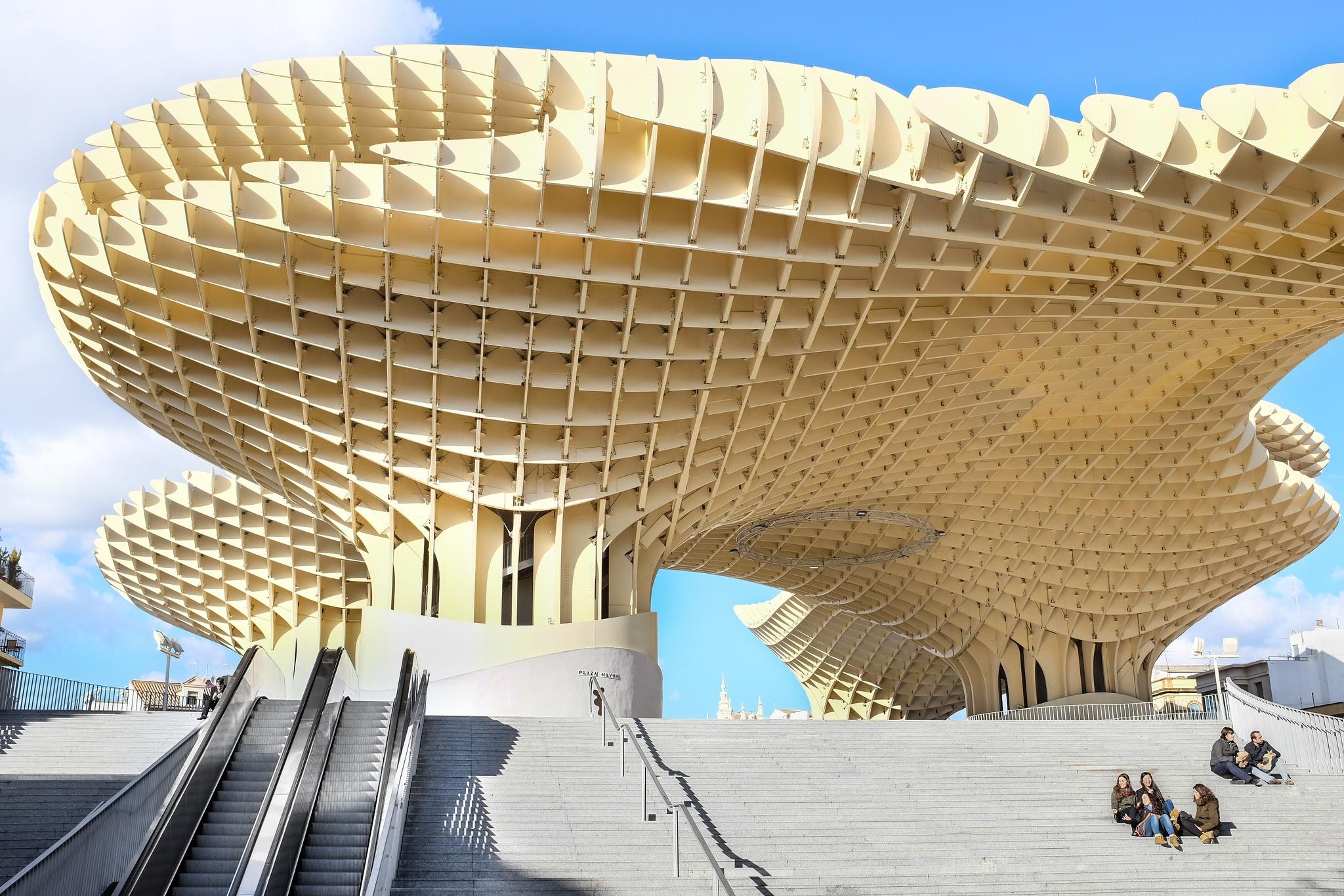 Skulpturale Architektur: Exzentrisch, plastisch, einzigartig