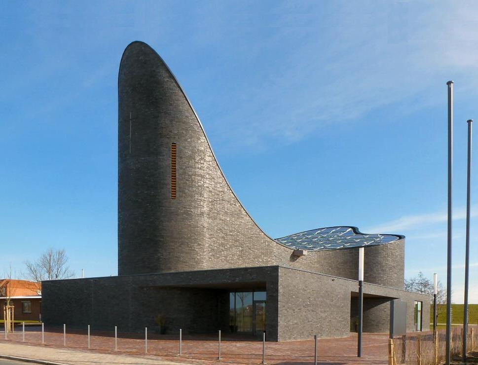 St. Marien Kirche in Schillig
