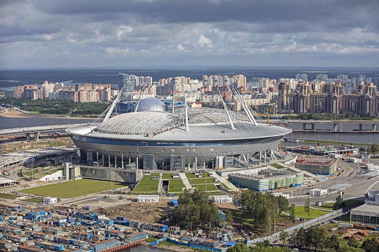Sankt-Petersburg-Stadion (Krestowski-Stadion)