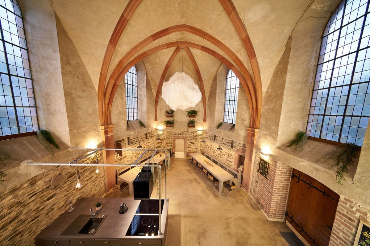 Ferienwohnung in ehemaliger Kirche, Wehlen (Rheinland-Pfalz)