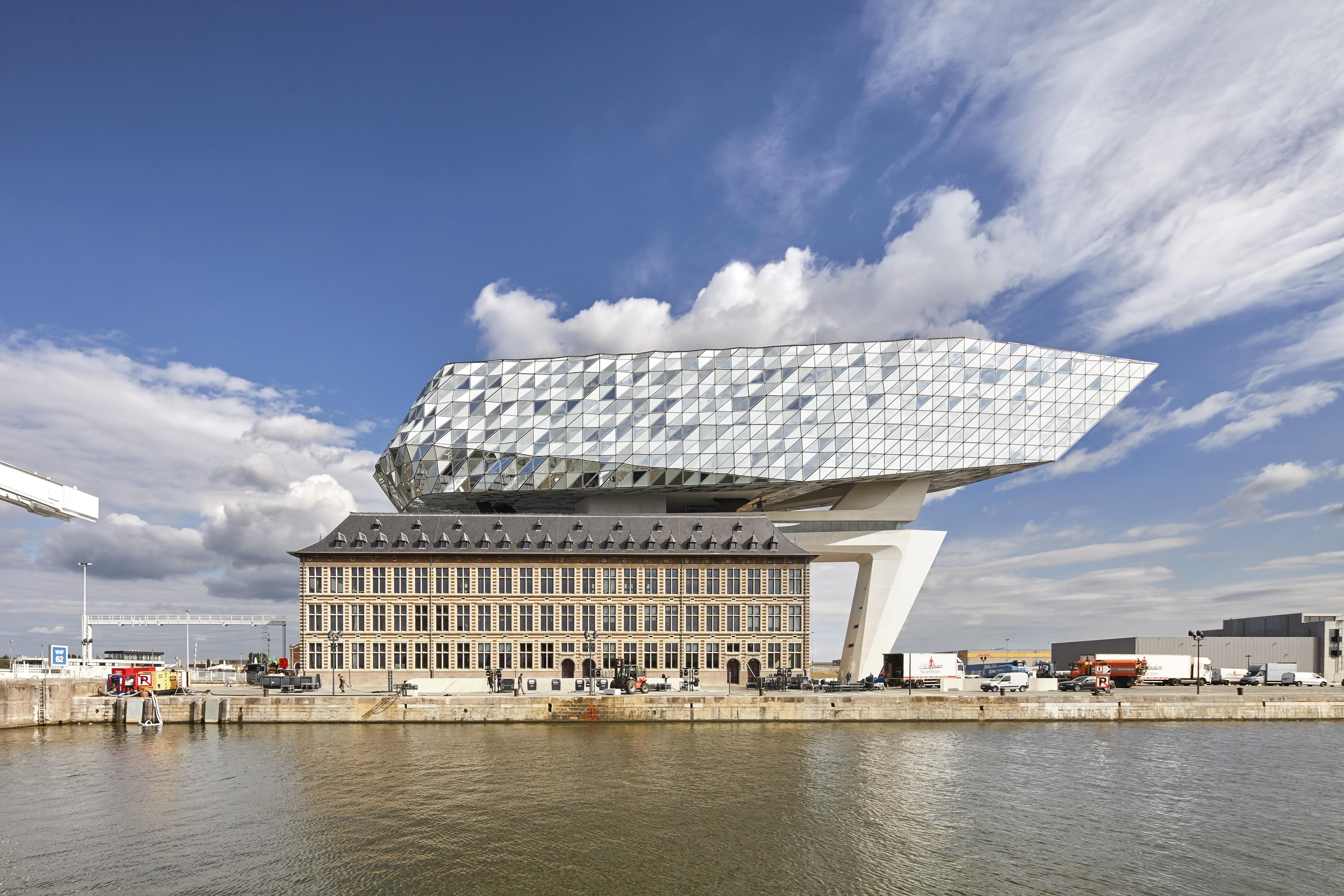 Port House in Antwerpen