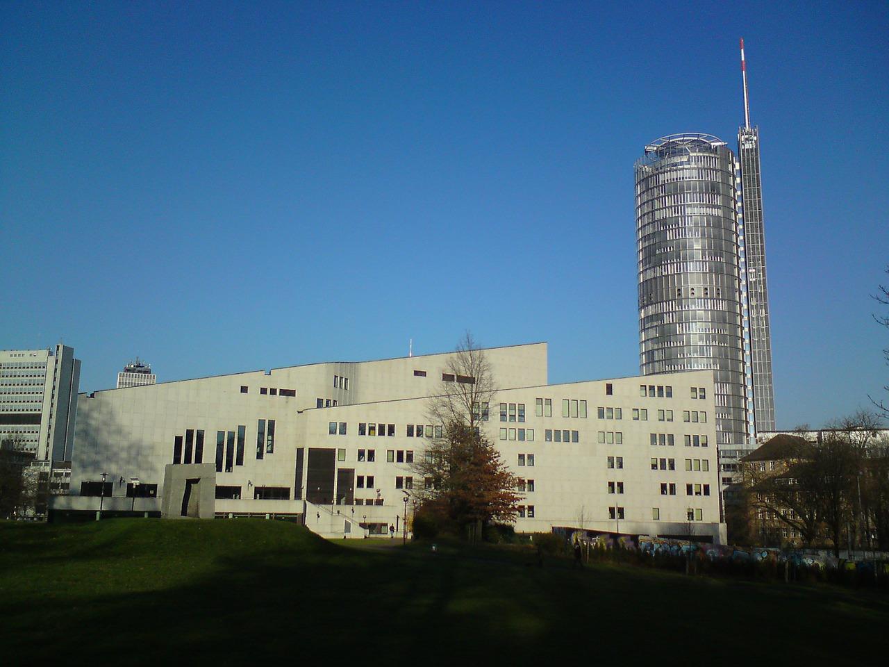Aalto Theater in Essen