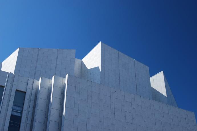 Finlandia-Halle in Helsinki