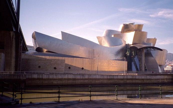 Guggenheim-Museum in Bilbao