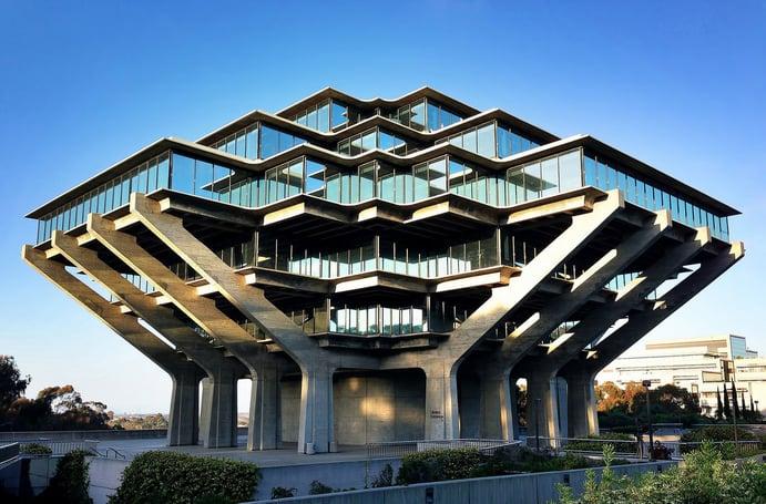 Die Geisel Library