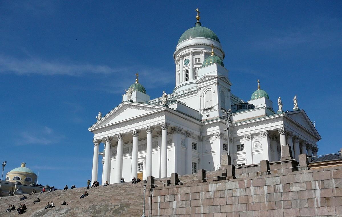 Kathedrale in Helsinki
