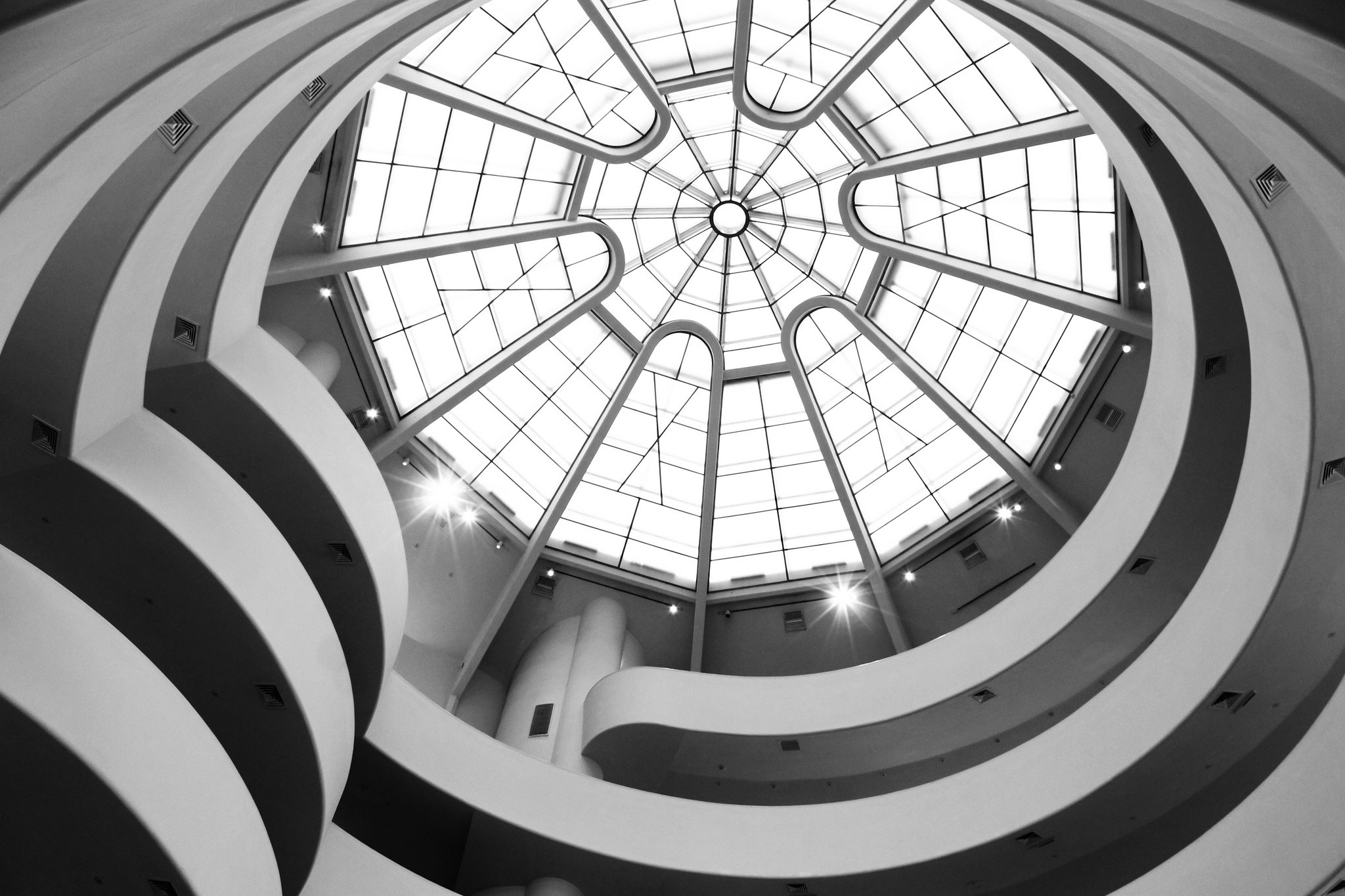 Guggenheim Museum in New York City
