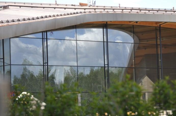 Saunalathi-Schule in Espoo
