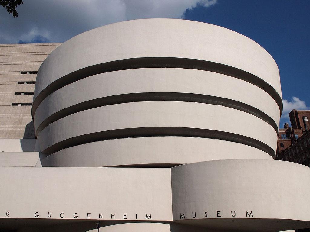 Guggenheim Museum in New York City
