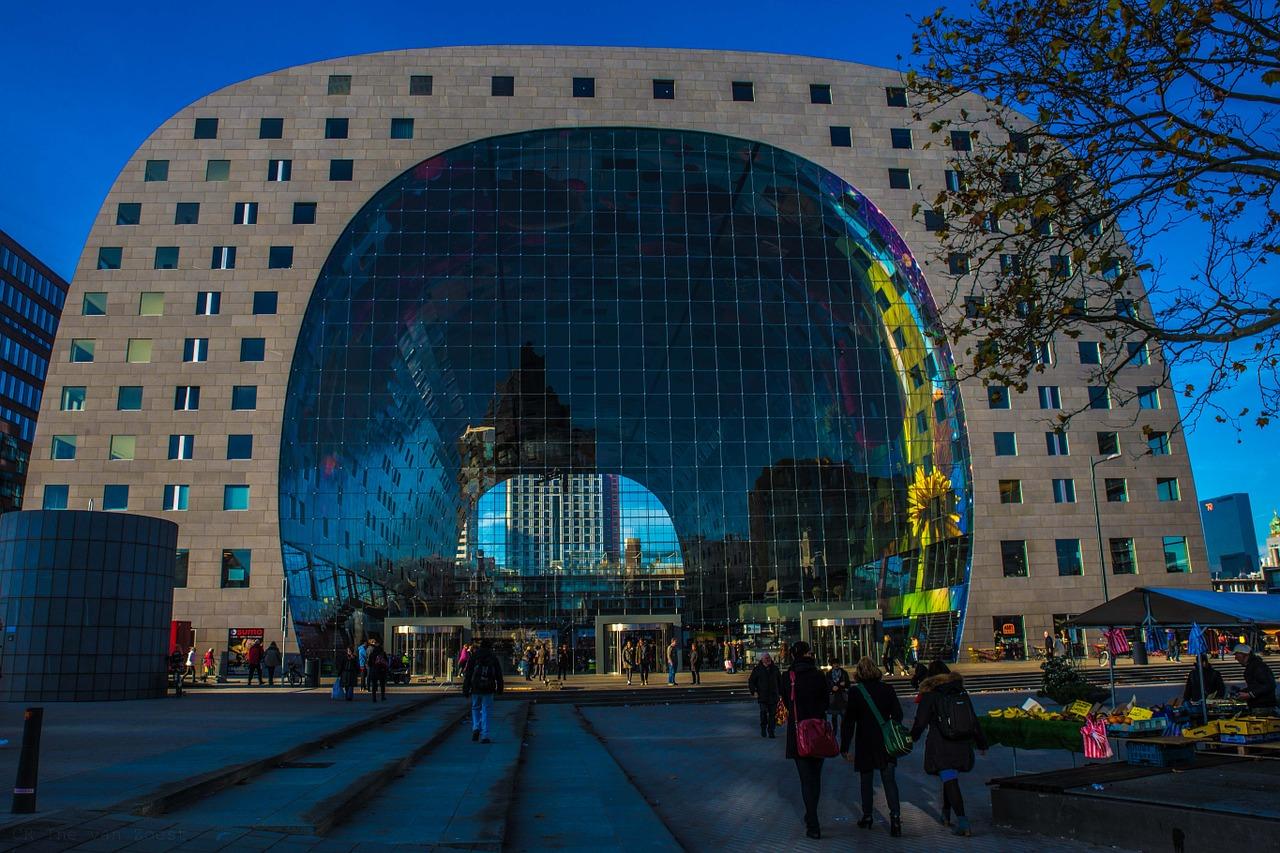 Markthalle in Rotterdam
