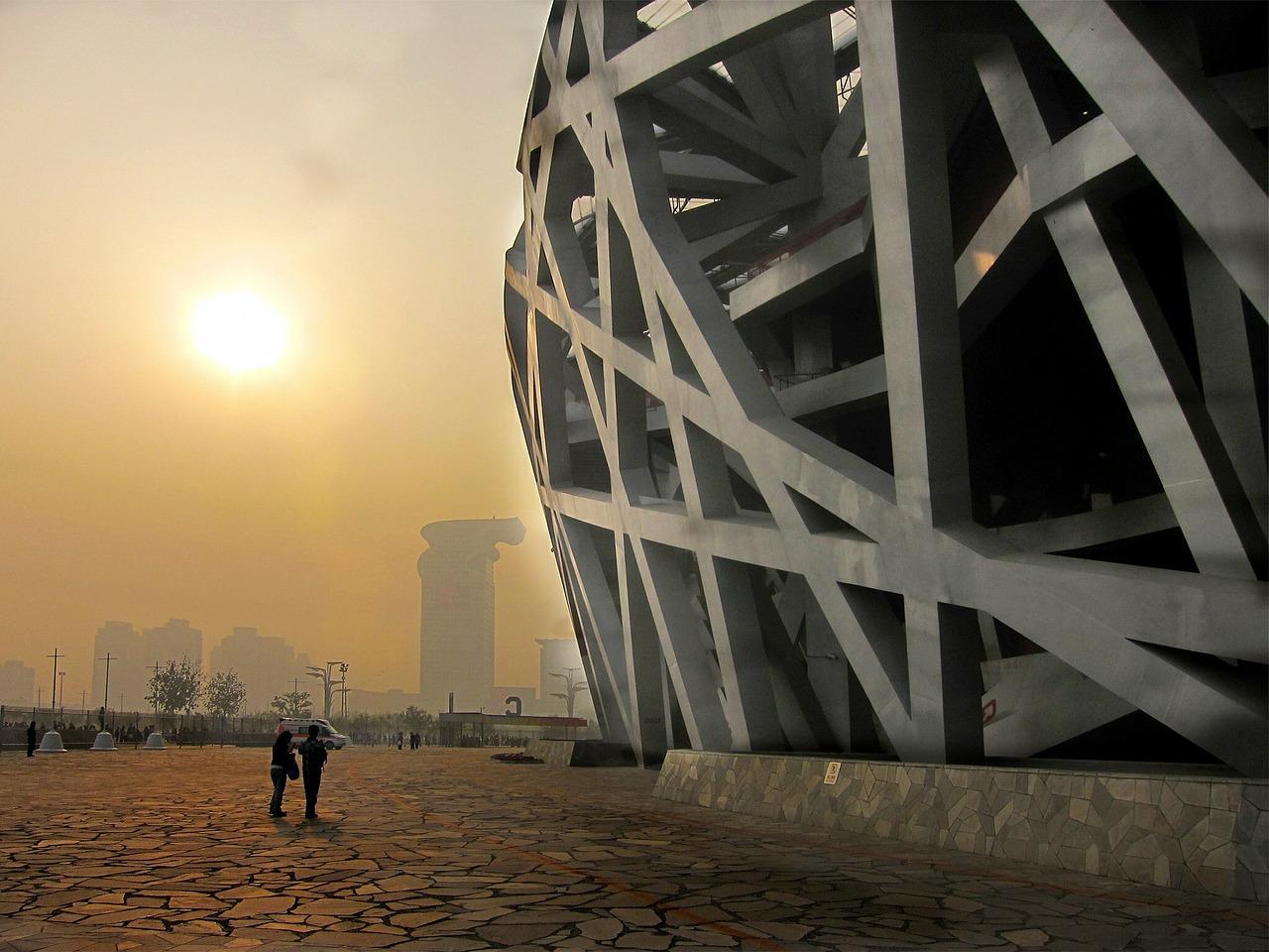 National stadium Peking