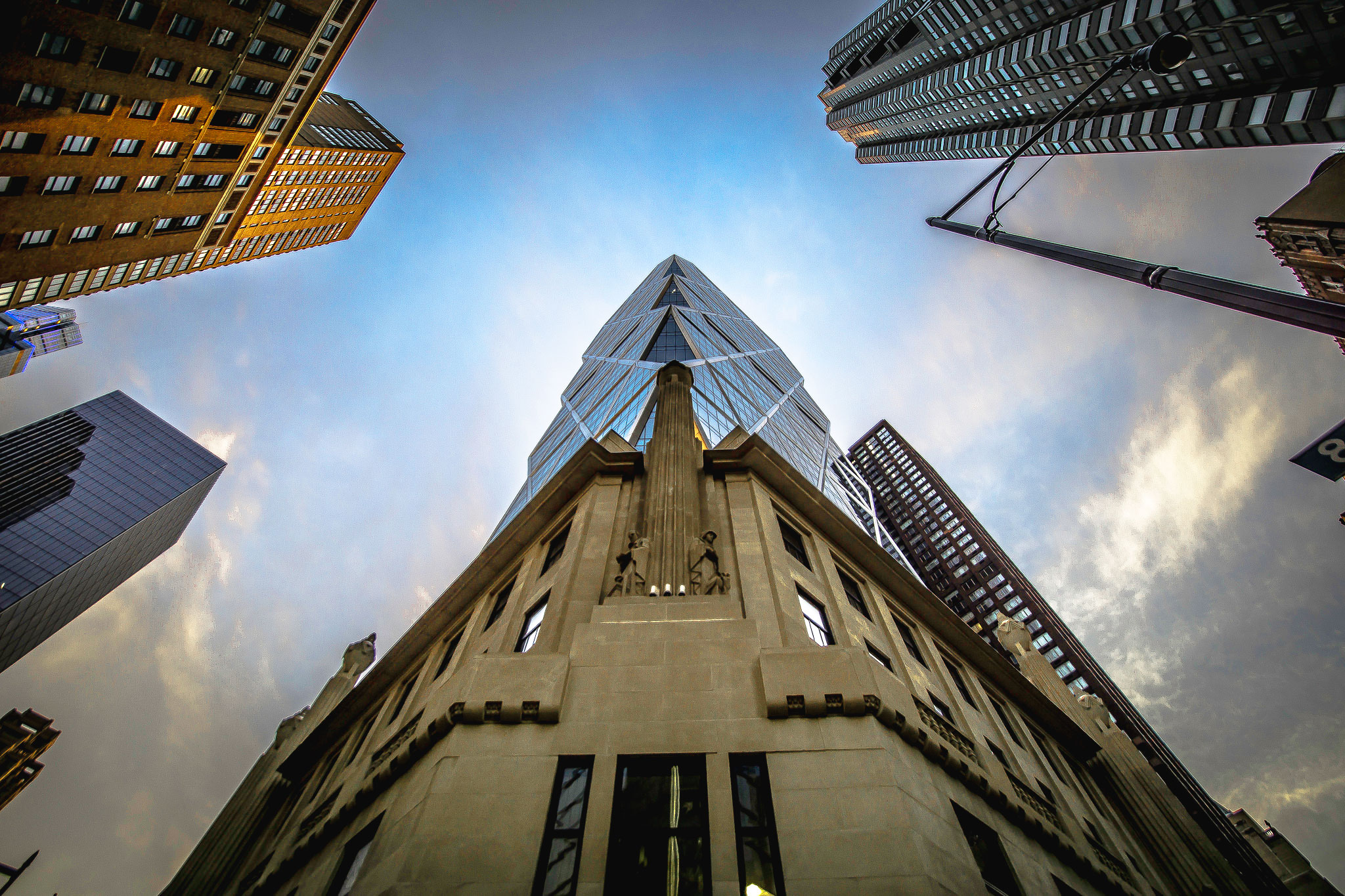 Hearst Tower in New York City