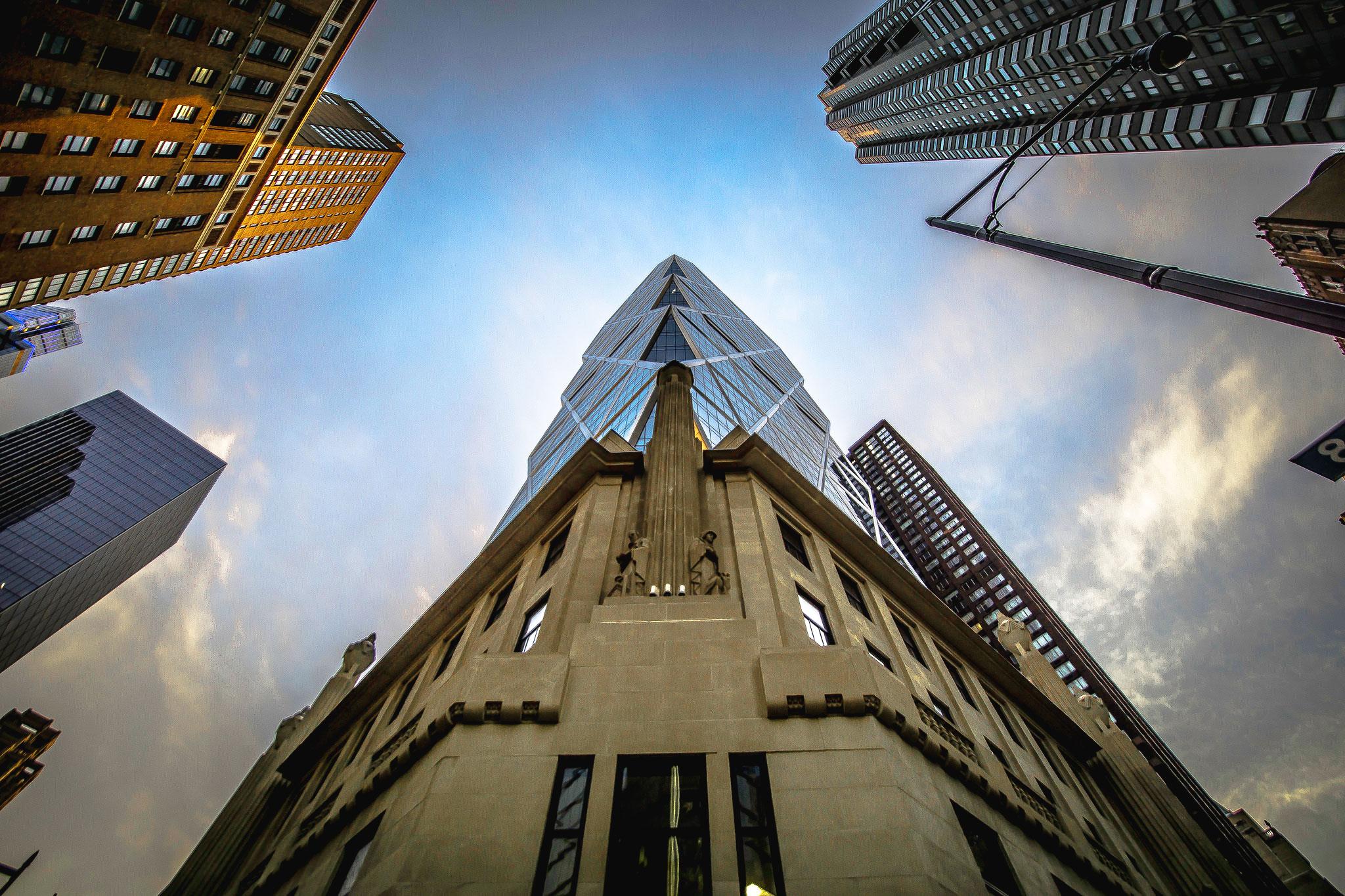 Hearst Tower, New York