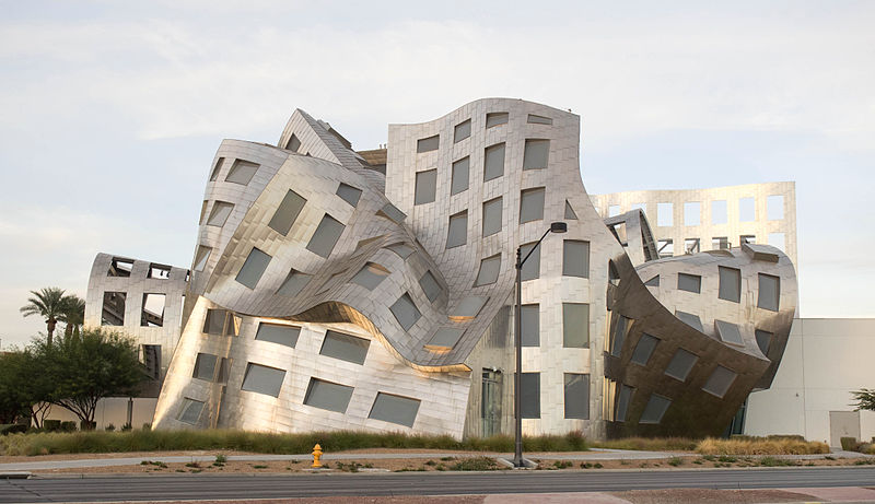 Clinic Lou Ruvo Center for Brain Health in Las Vegas