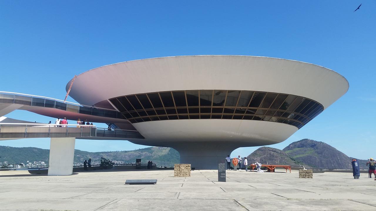 Museum de Arte Contemporânea in Niterói