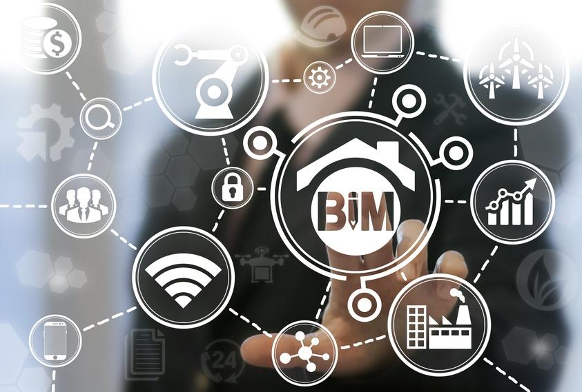 BIM-Entwicklungsstufen