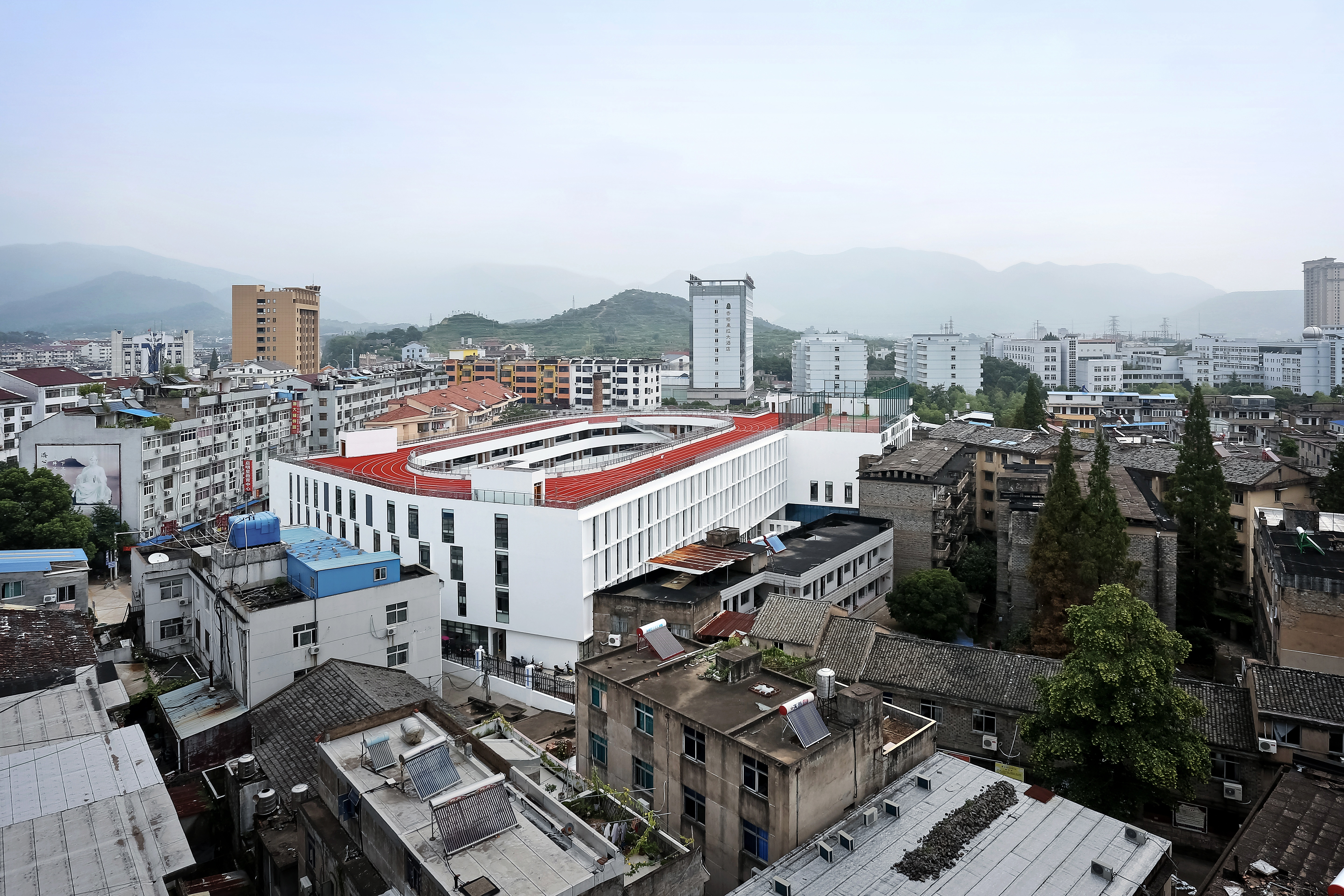 Tiantai No.2 Primary School