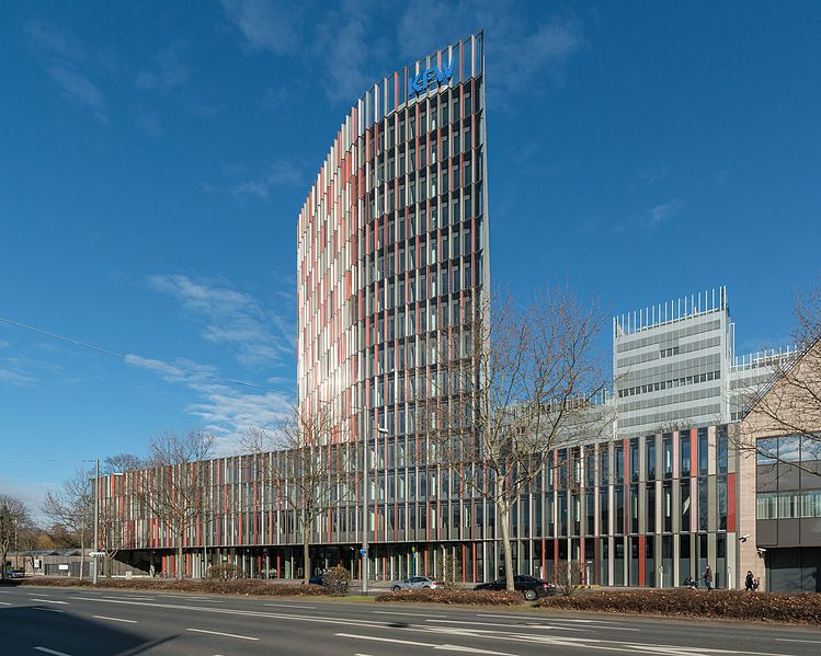 KfW Westarkade in Frankfurt am Main