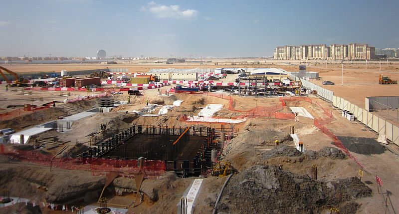 Nachhaltige Stadtplanung in Masdar City, Abu Dhabi