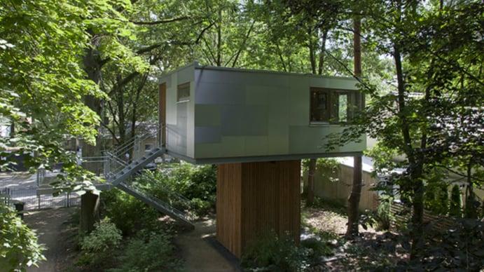 Urban Treehouse, Berlin
